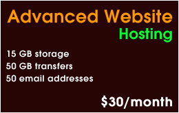Advanced Website Hosting
